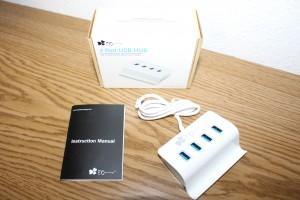 ec technology usb hub