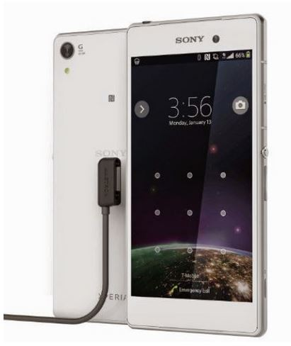 Sony Xperia Z3 Magnetladekabel – Magnector X 202